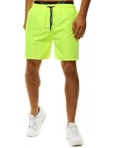 Zelené pánské plavecké šortky SX2053