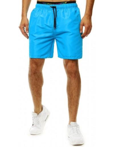 Pánské tyrkysové plavecké šortky SX2056