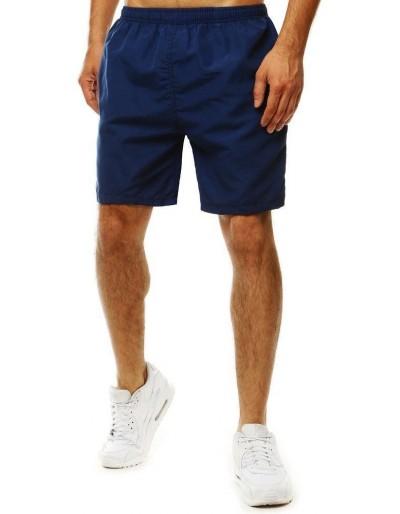 Pánské tmavě modré plavecké šortky SX2058