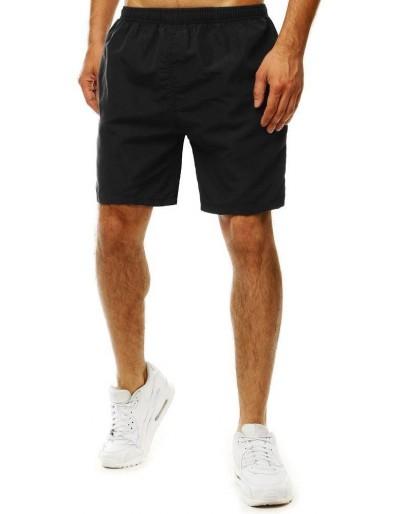 Černé pánské plavecké šortky SX2074