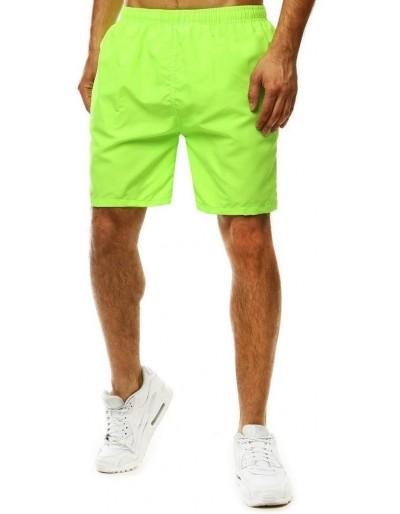 Zelené pánské plavecké šortky SX2075