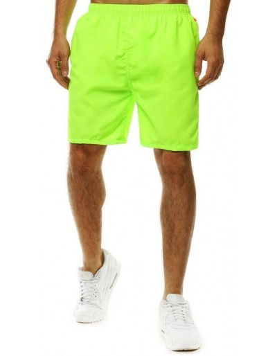 Zelené pánské plavecké šortky SX2078