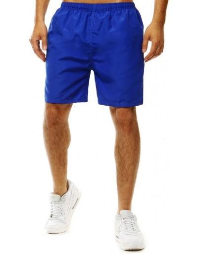 Pánské modré plavecké šortky SX2079