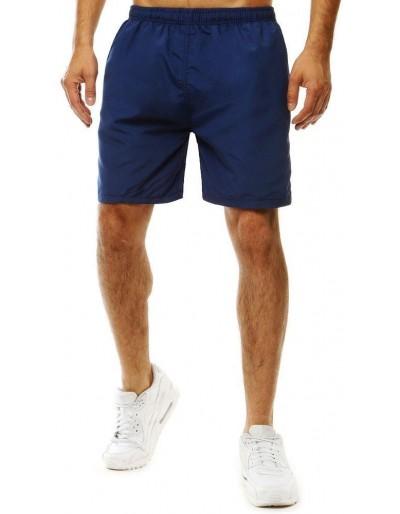 Pánské tmavě modré plavecké šortky SX2080
