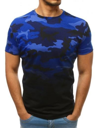 Pánské tmavě modré tričko RX4143