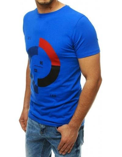 Pánské tričko s potiskem chrpy RX4180