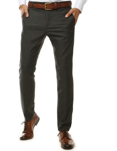 Grafitové pánské kalhoty UX2547