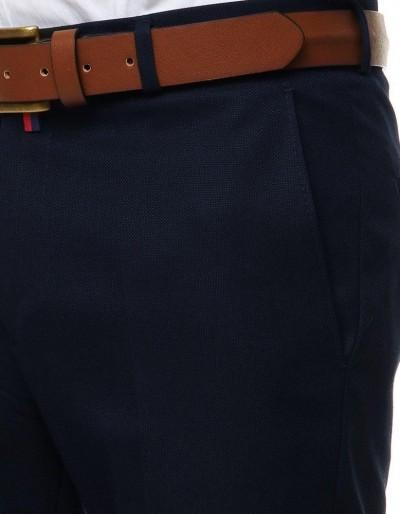 Spodnie męskie granatowe UX2548