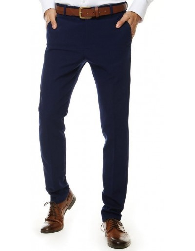 Pánské modré kalhoty UX2553