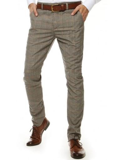 Šedé pánské kalhoty UX2566