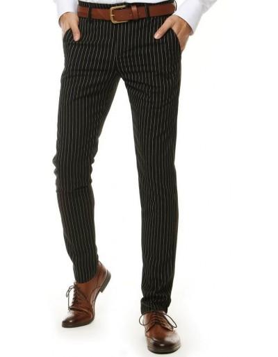 Černé pánské kalhoty UX2569