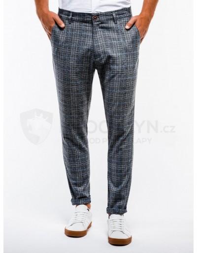 Pánské kalhoty chinos P848 - černé