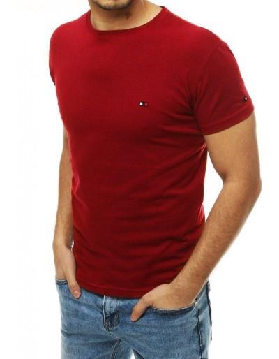Červené pánské tričko RX4242