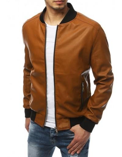 Pánská kožená velbloudí bunda TX3313