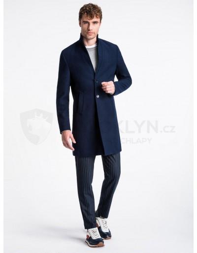 Men's coat C425 - navy