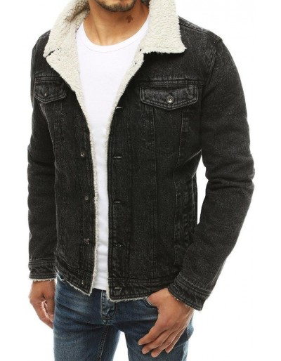Černá pánská džínová bunda TX3348