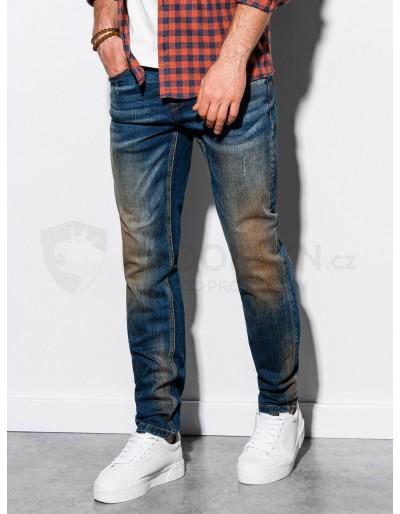 Pánské džíny P860 - modré