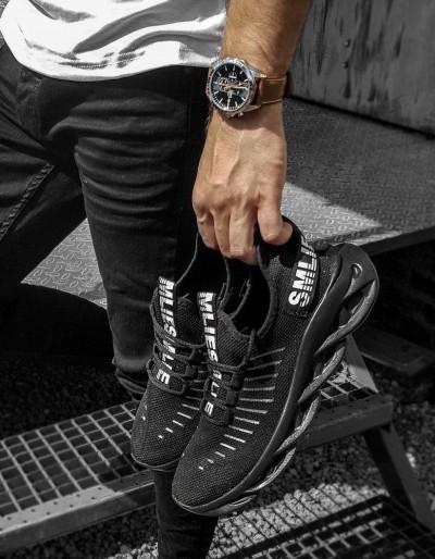 Černé pánské boty ZX0167