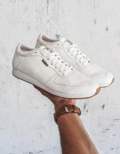 Bílé pánské boty ZX0172