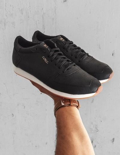 Černé pánské boty ZX0175