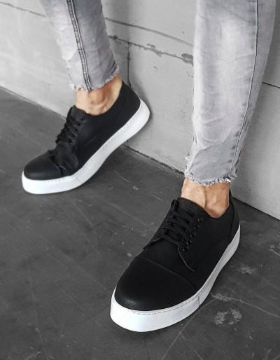 Buty męskie czarne ZX0177