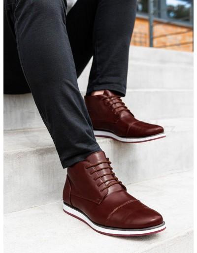 Pánská obuv T326 - světle hnědá