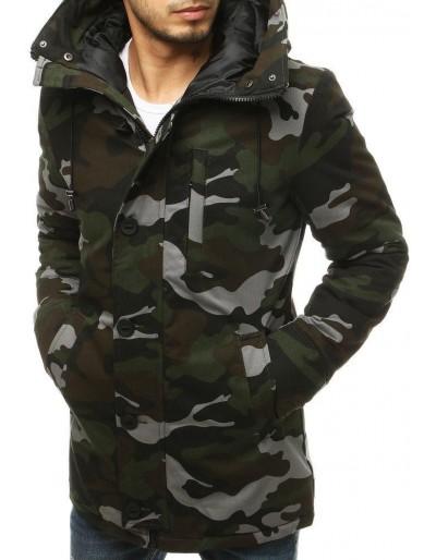 Pánská zimní bunda s kapucí TX3475