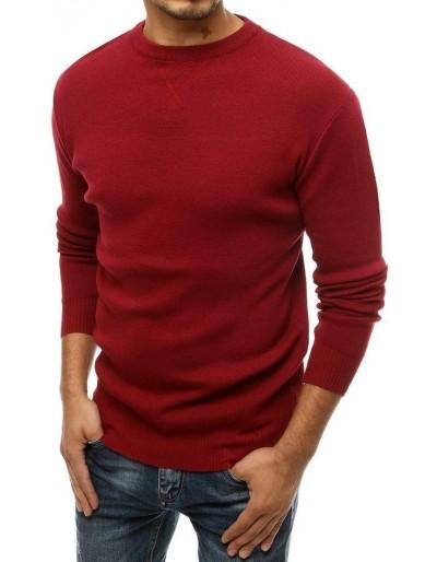 Maroon pánský svetr WX1484