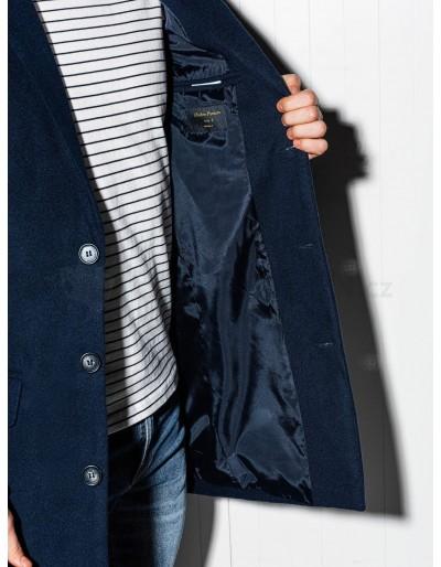 Men's coat C432 - navy