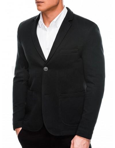 Pánská neformální blejzrová bunda M56 - černá