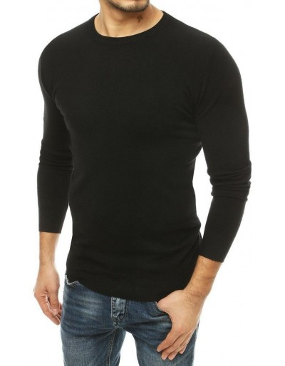 Černý pánský svetr WX1504