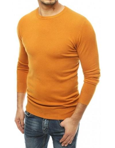 Velbloudí pánský svetr WX1510