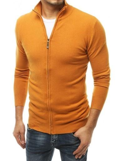 Pánský žlutý svetr WX1522