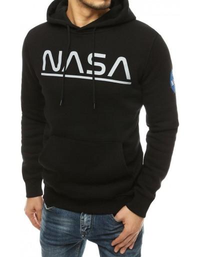 Pánská mikina NASA black BX4784