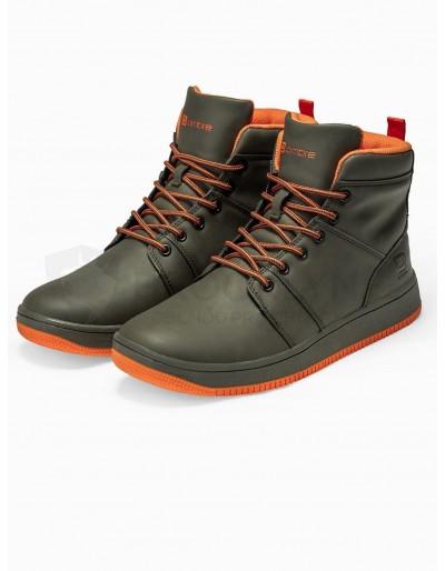 Men's sneakers T311 - green