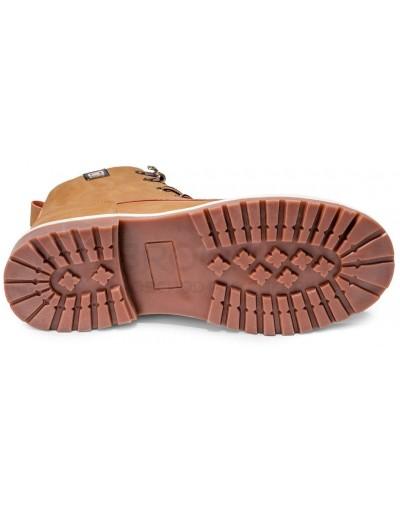 Men's winter shoes trappers T314 - beige
