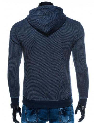 Men's hoodie B1195 - navy