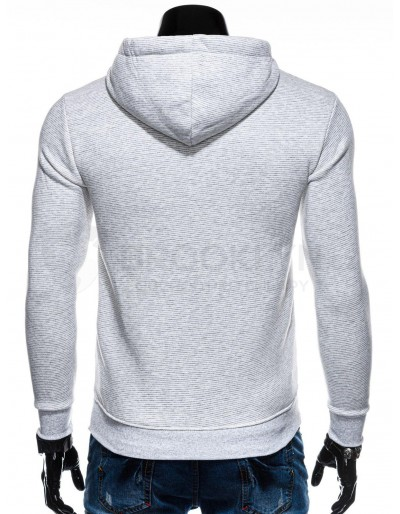 Men's hoodie B1170 - white