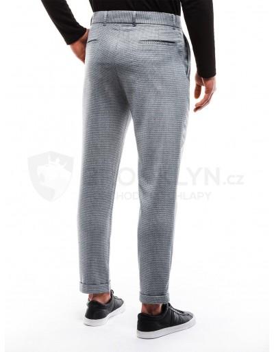 Men's chino pants P869 - grey