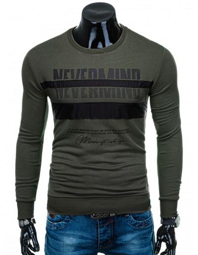 Pánské tričko s dlouhým rukávem B1141
