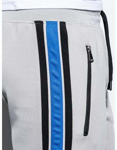 Men's sweatpants P854 - grey