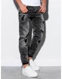 Pánské džíny P861 - černé