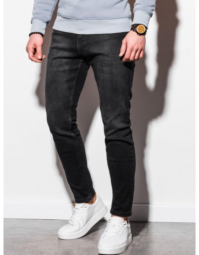 Pánské džíny P942 - černé