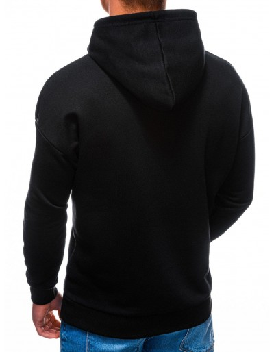 Men's sweatshirt B1136 - black