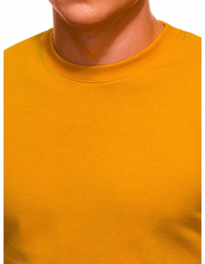 Men's sweatshirt B1228 - mustard