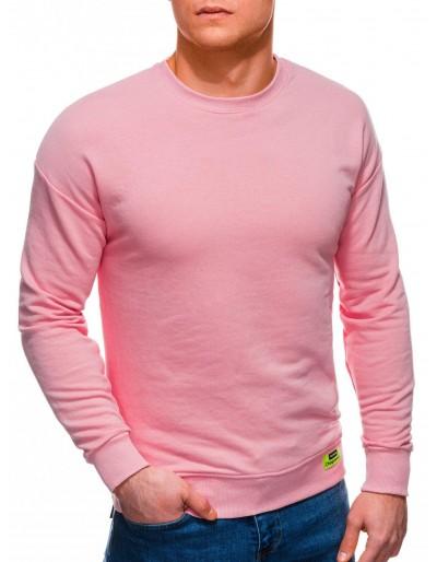 Pánská mikina B1228 - růžová