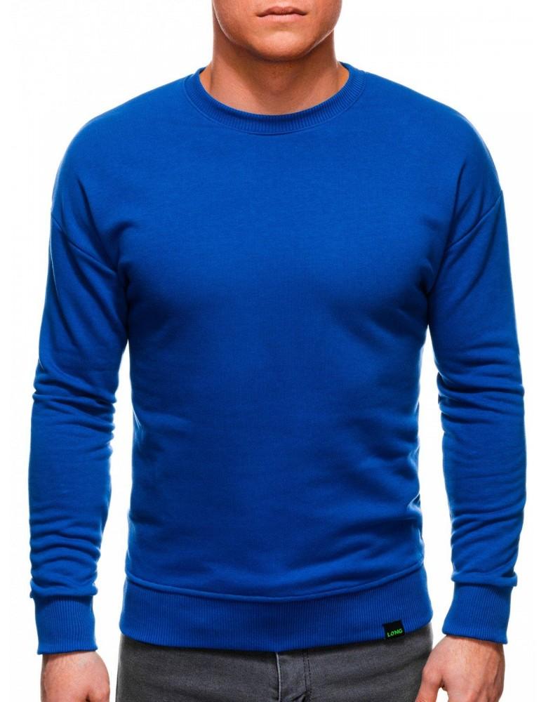 Pánská mikina B1228 - modrá