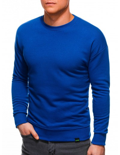 Men's sweatshirt B1228 - blue