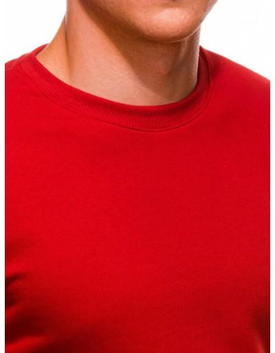 Men's sweatshirt B1228 - red