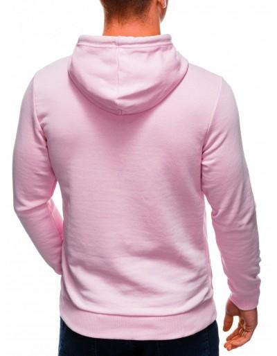 Men's hoodie B1227 - pink